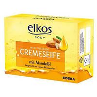 Крем-мыло Elkos, с миндальным маслом (150г.)