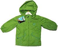 """Куртка на флисе """"Сердце"""" для девочки JS8G024 Gusti"""