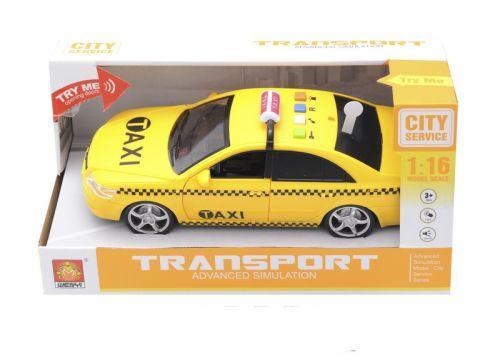 """Инерционная машина """"Такси"""" WY560C"""