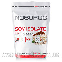 Nosorig Soy Protein Isolate тірамісу, 1 кг