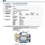 Выхревой электронасос Pedrollo PVm 81 (Италия), фото 6