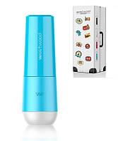 Travel чашка Westwood для зубної пасти та щітки. Блакитна, фото 1