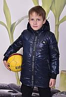 Демисезонная детская куртка Футбол на мальчика Размеры 134- 164