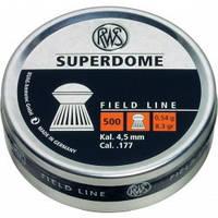 Пули RWS Superdome (0.54г) 500шт