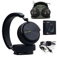 Bluedio Headset T5S, черный