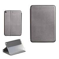 Чехол книжка для iPad Mini 5 серый