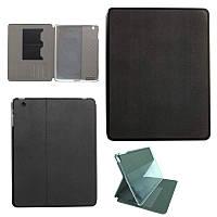 Чехол книжка для iPad 2 черный