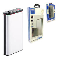 Power Bank Joyroom D-M190 PLUS 20000 mAh 2A стальной