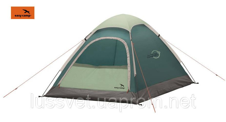 Палатка туристическая двухместная EASY CAMP Comet 200