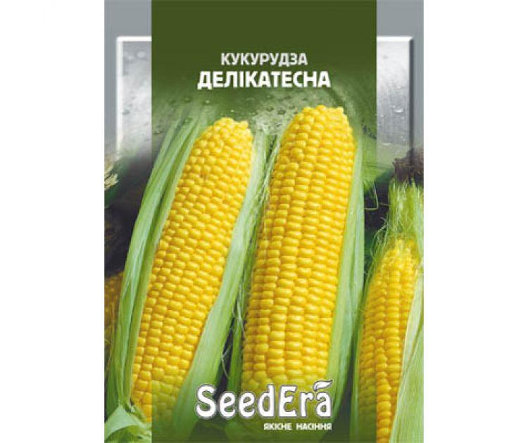 Насіння кукурудзи ДЕЛІКАТЕСНА 20 Г SeedEra