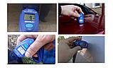 Толщиномер EM2271 тестер индикатор толщины лакокрасочных покрытий, фото 3