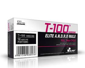 Комплекс для повышения тестостерона Olimp T-100 Hardcore (120 caps)