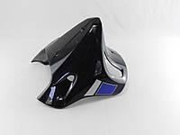 Пластик задняя часть  черный MOTO, фото 1