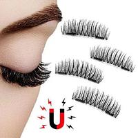 Накладные ресницы магнитные Mink Eye Lash