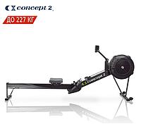Гребний тренажер Concept2 Model D. Складаний. Повітряний. Комерційний. До 227 кг