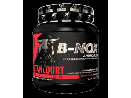 Предтренировочний комплекс Betancourt Nutrition Bullnox (633 g)