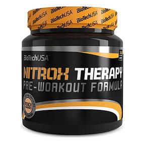 Предтренировочний комплекс BioTech Nitrox Therapy (340 g)