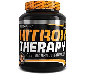 Предтренировочний комплекс BioTech Nitrox Therapy (680 g)