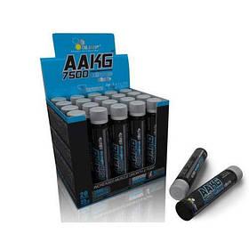 Предтренировочний комплекс Olimp AAKG 7500 Extreme Shot (20 ampoules)
