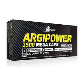 Предтренировочний комплекс Olimp Argi Power 1500 (120 caps)
