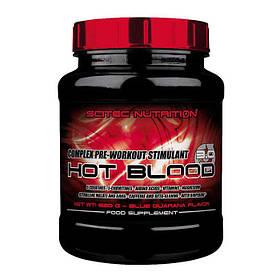 Предтренировочний комплекс Scitec Nutrition Hot Blood 3.0 (820 g)