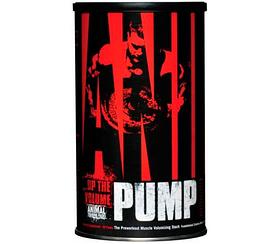 Предтренировочний комплекс Universal Nutrition Animal Pump (30 pak)