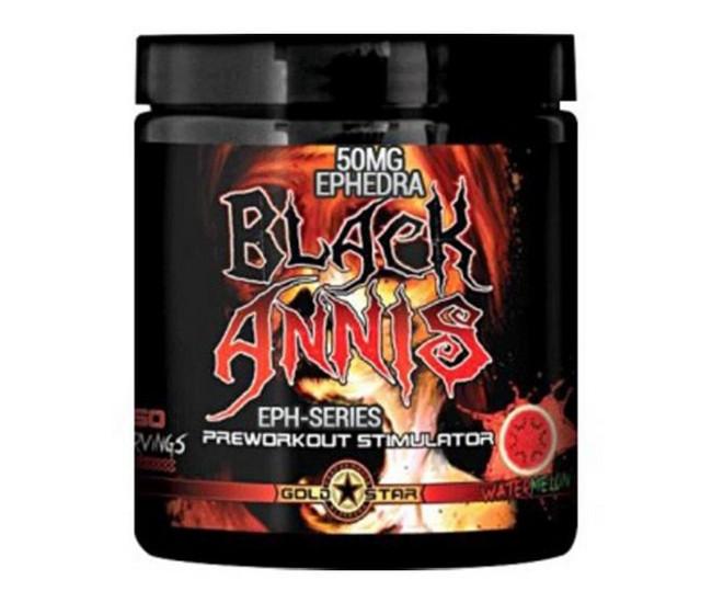 Предтренировочный комплекс Gold Star Black Annis EPH Series (300 g)