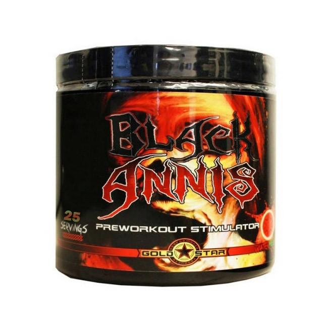 Предтренировочний комплекс Gold Star Black Annis (150 g)