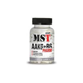 Підвищення окису азоту MST AAKG + B6 Pharm (120 caps)