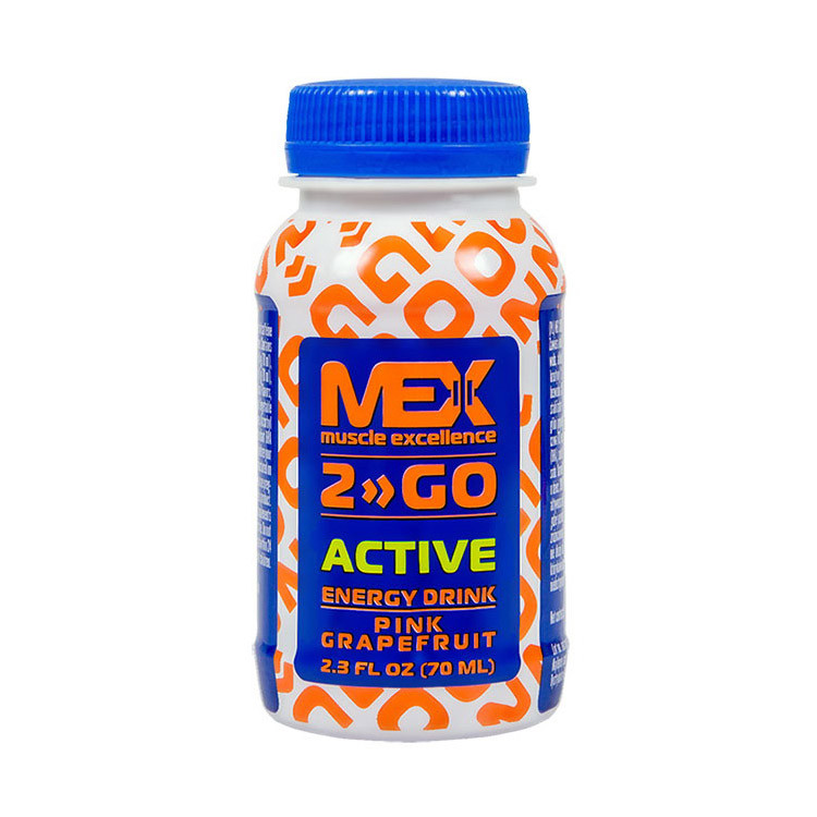 Предтренировочний комплекс MEX Active Shot 70 ml