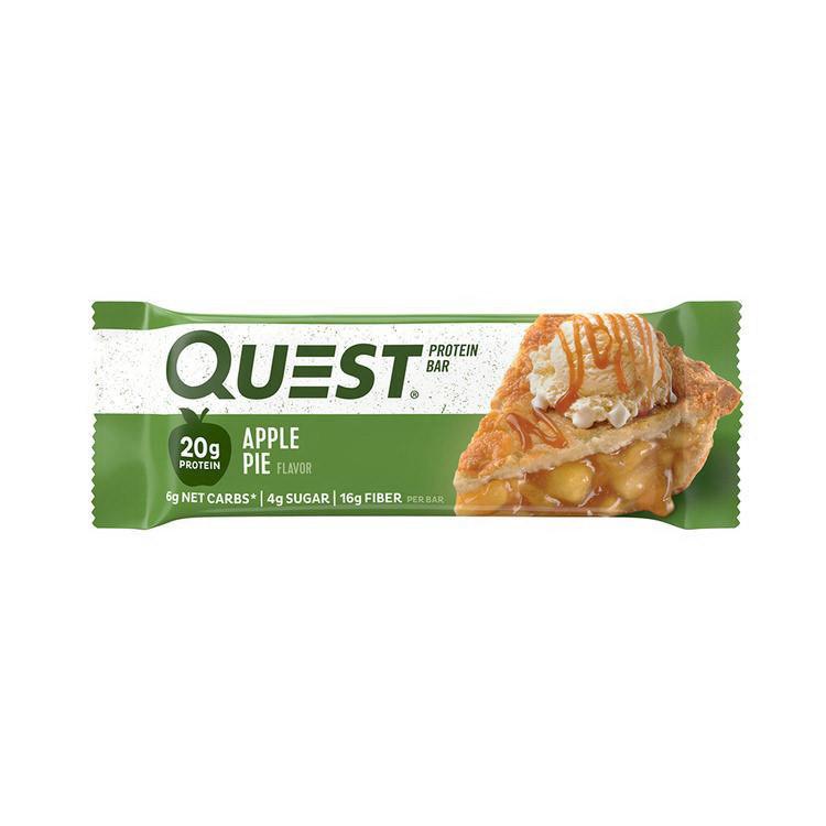 Протеїновий батончик Quest Bar Protein Bar (60 g apple pie)