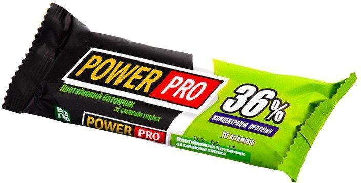 Протеїновий батончик Power Pro Power Pro 36% 40 g горіх