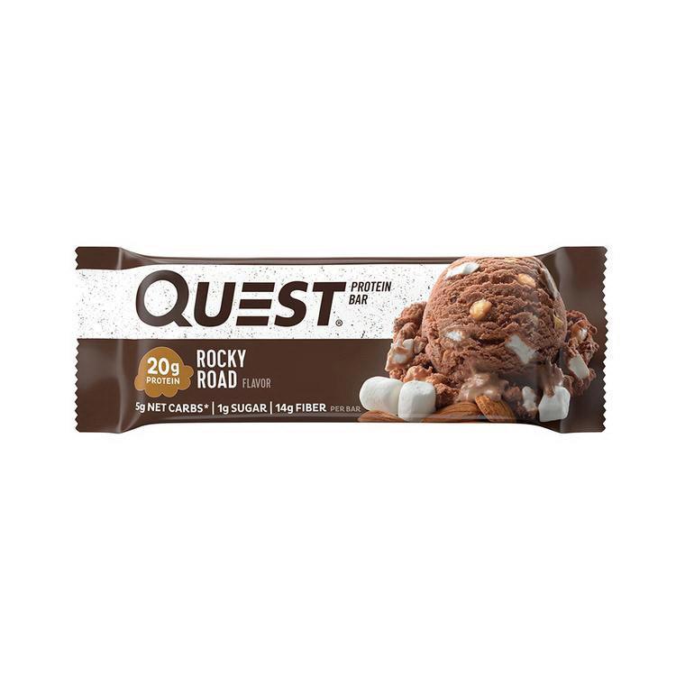 Протеїновий батончик Quest Nutrition Protein Bar 60 g rocky road