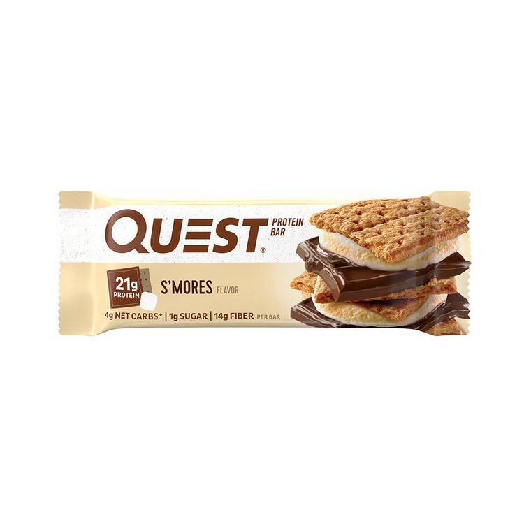 Протеїновий батончик Quest Nutrition Protein Bar 60 g s'mores