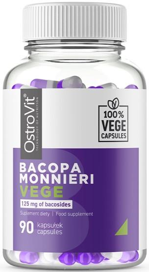 Адаптоген OstroVit - Bacopa Monnieri VEGE (90 капсул)