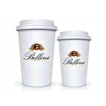 Стаканчик бумажный Bellini 110 мл (50шт)