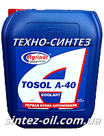 Тосол А-40 АГРИНОЛ (10 кг)