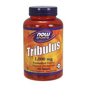 Трибулус NOW Tribulus 1000 mg (180 tab)