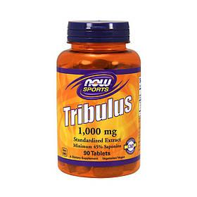 Трибулус NOW Tribulus 1000 mg (90 tabs)