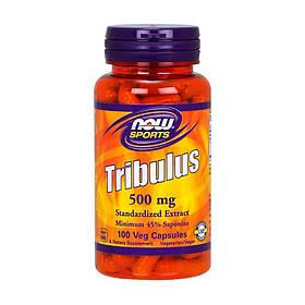 Трибулус NOW Tribulus 500 mg (100 caps)