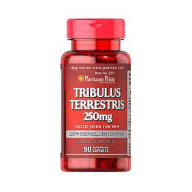 Трибулус Puritan's Pride Tribulus Terrestris 250 mg 90 caps