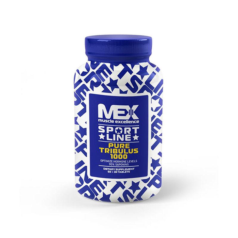 Трибулус MEX Pure Tribulus 1000 90 tabs