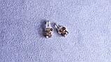 Сережки фірми Xuping з позолотою (color 15 ), фото 4