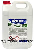 Антифриз зеленый POLAR (-37°C) Standard BS 6580 G11 (5л)