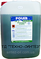 Антифриз зеленый POLAR (-37°C)Standard BS 6580 G11 (10л)