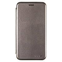 Чехол G-Case для Huawei Y7 2018 / Y7 Prime 2018 / Honor 7C книжка Ranger Series магнитная Grey