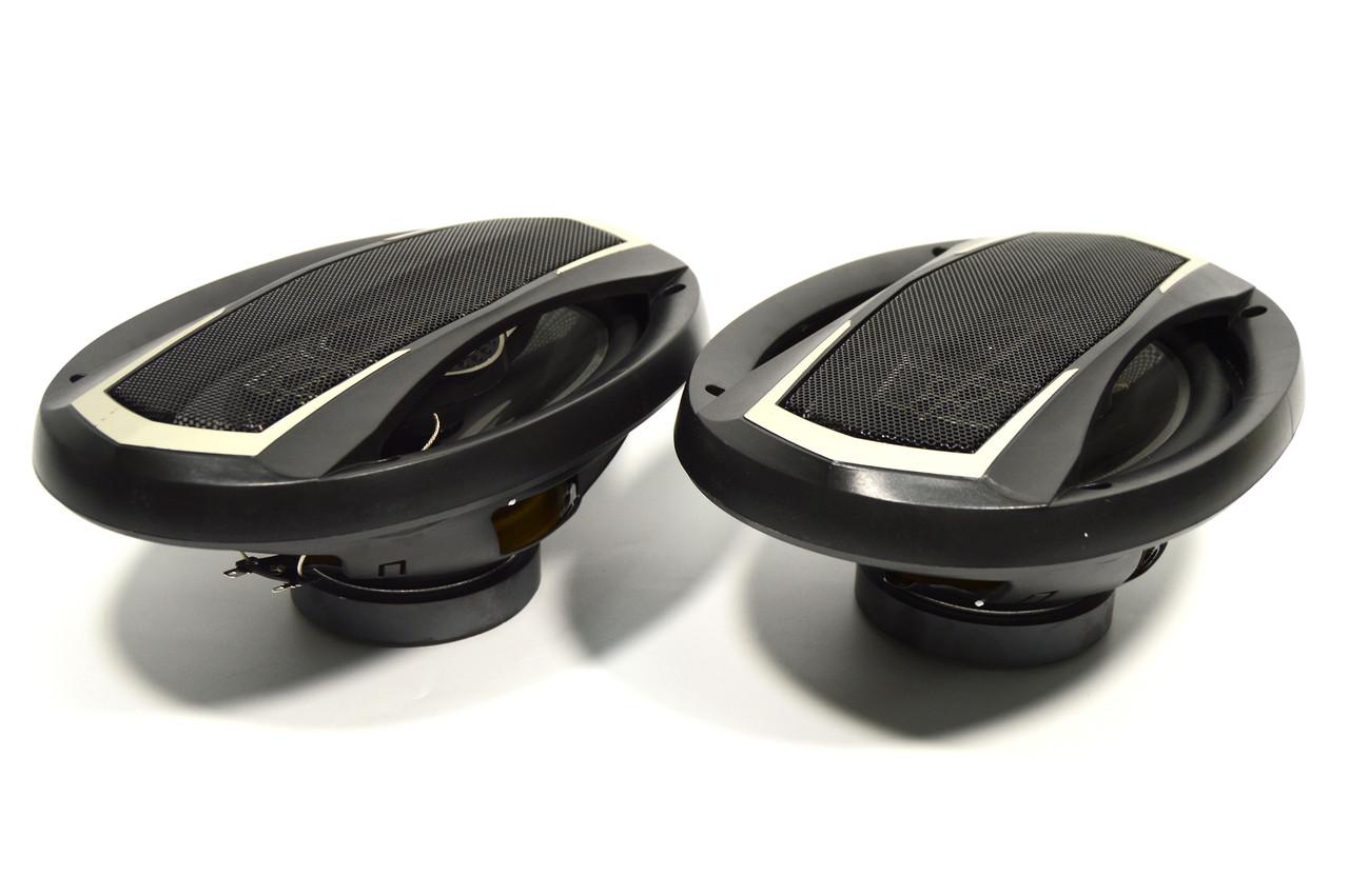 Автомобильные динамики-овалы Pioneer TS-A6995S 1000 Вт 5 полосные (автомобильная акустика колонки овалы Пионер