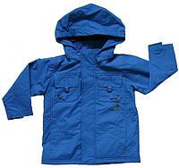 Куртка на флисе для мальчика JS8B034 Gusti