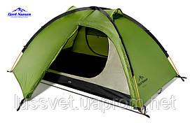 Палатка туристская трехместная FJORD NANSEN REKVIK III