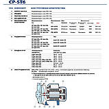 Центробежный промышленный насос Pedrollo CPm 158-ST6, фото 4